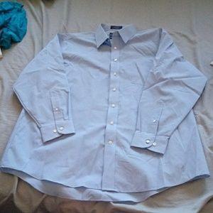 Stafford performance dress shirt size 34/35